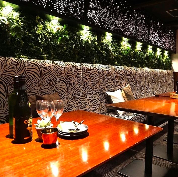 鎌倉野菜とチーズフォンデュ 名古屋ガーデンファーム 金山駅前店 会場写真