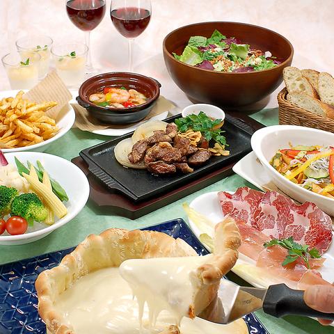 ワイン食堂ウノ 名駅4丁目店 料理