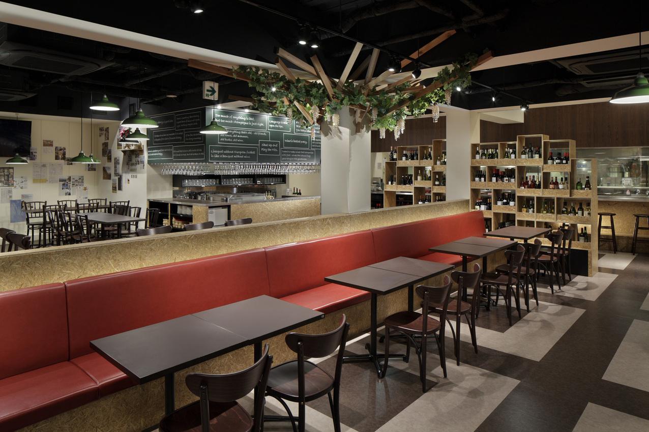 ワイン食堂ウノ 名駅4丁目店